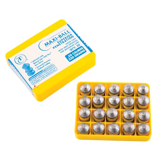 T/C® Maxi-Ball® Pre Lubed Bullets
