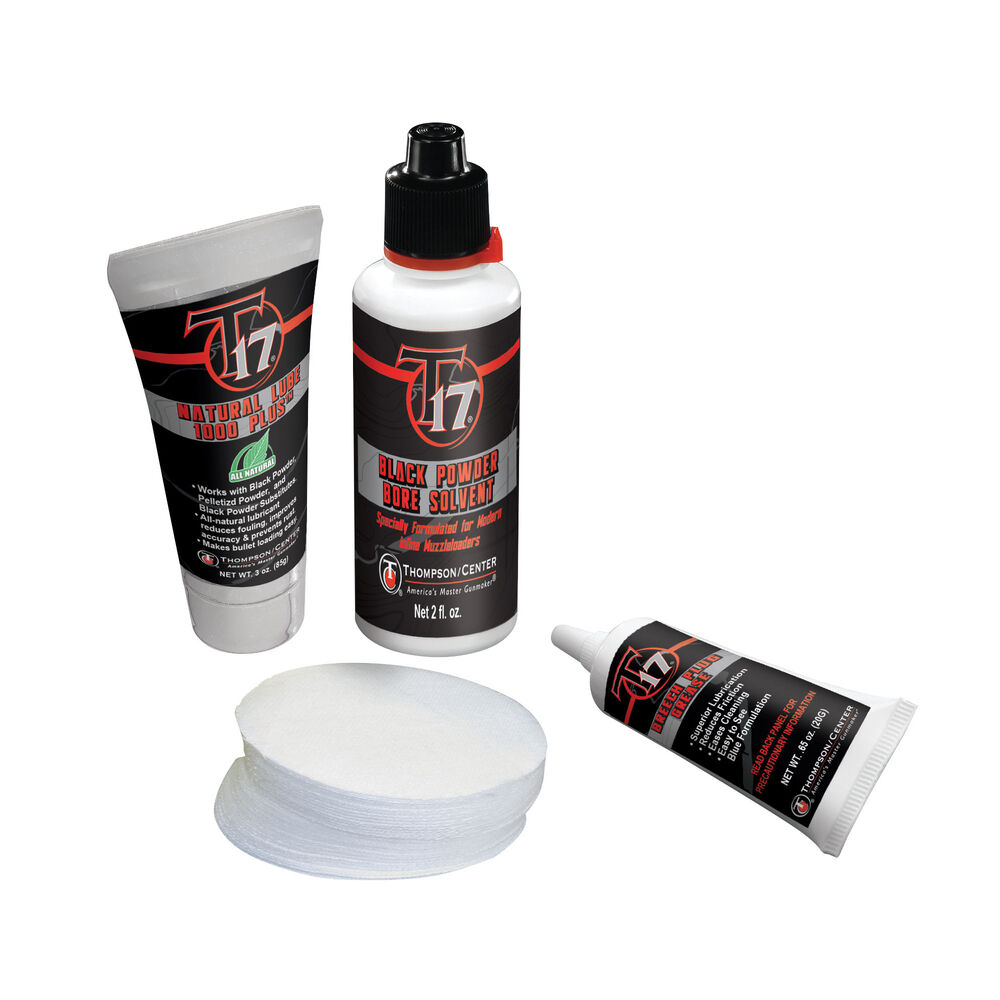 T17 Basic Cleaning Kit, .50 Cal