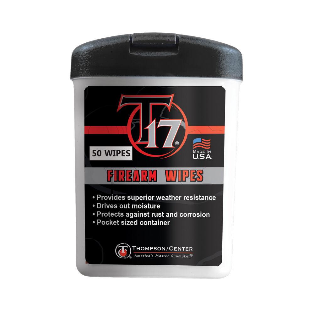 T17 Firearm Wipes (50 Count)