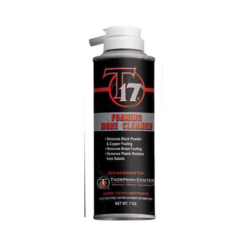 T17 Foaming Bore Cleaner, 7 oz.