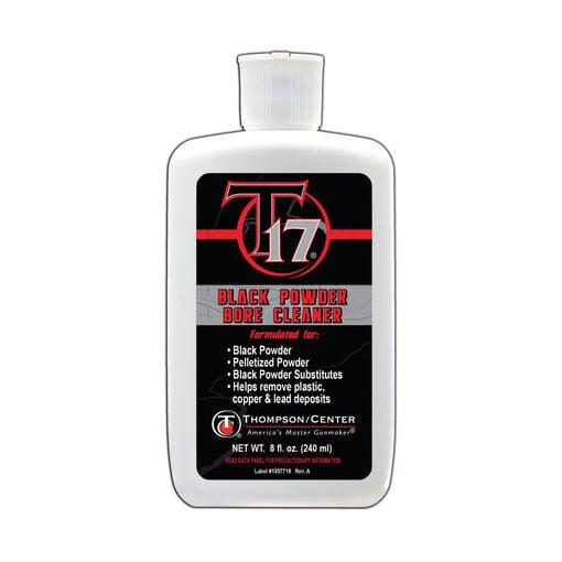 T17 Blackpowder Bore Solvent, 8 oz. Bottle